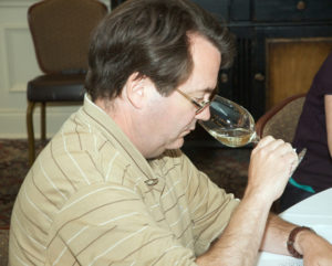 columnist Dave McIntyre judges at ASWashington Post wine columnist Dave McIntyre judges at ASWA Wine Competition 2015.WA Wine Competition 2015.