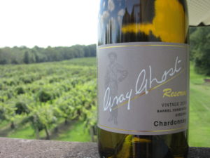 ASWA winner Gray Ghost Vineyards