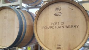 ASWA winner Port of Leonardtown Winery