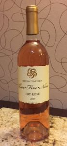 ASWA winner Shelton 259 Dry Rose
